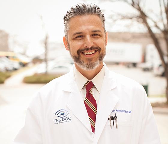 Dr. Gregory Kouyoumdjian