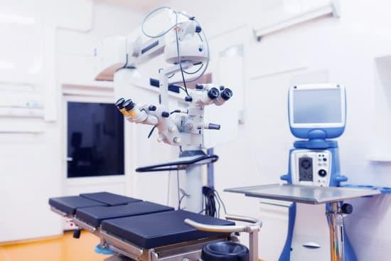 Laser Eye Surgery Equipment