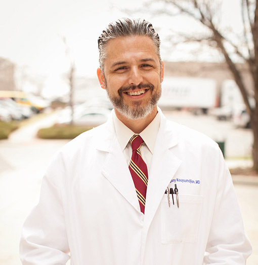 Dr. Gregory Kouyoumdjian, LASIK Surgeon